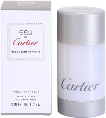 Cartier Eau de Cartier deostick unisex