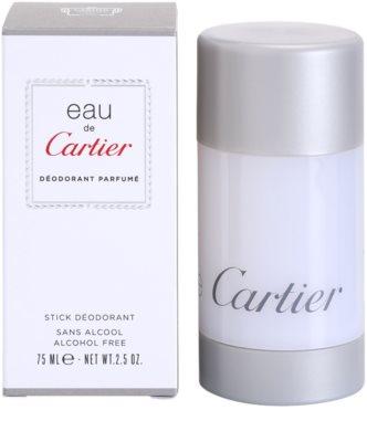 Cartier Eau de Cartier dezodorant w sztyfcie unisex