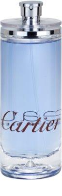 Cartier Eau de Cartier Vetiver Bleu toaletní voda unisex 3