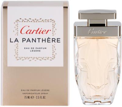 Cartier La Panthere Legere parfémovaná voda pre ženy