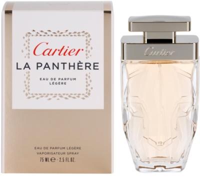 Cartier La Panthere Legere woda perfumowana dla kobiet