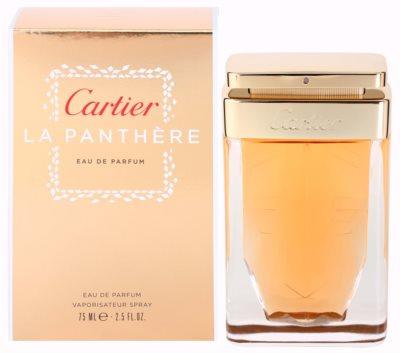 Cartier La Panthere parfémovaná voda pro ženy