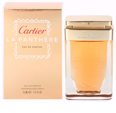 Cartier La Panthere парфюмна вода за жени