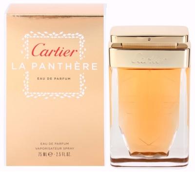 Cartier La Panthere парфумована вода для жінок