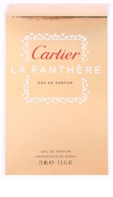 Cartier La Panthere парфумована вода для жінок 3
