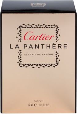 Cartier La Panthere парфюмен екстракт за жени 4
