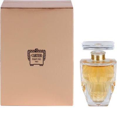 Cartier La Panthere extracto de perfume para mujer