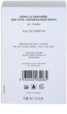 Cartier La Panthere parfémovaná voda tester pre ženy 3