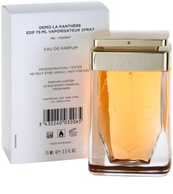 Cartier La Panthere parfémovaná voda tester pre ženy 2