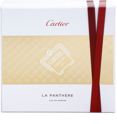 Cartier La Panthere zestawy upominkowe 2