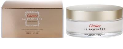 Cartier La Panthere Körpercreme für Damen