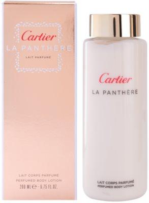 Cartier La Panthere молочко для тіла для жінок