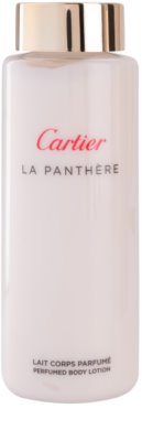 Cartier La Panthere leche corporal para mujer 2