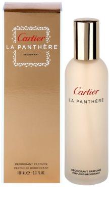 Cartier La Panthere deodorant Spray para mulheres