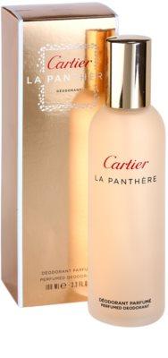 Cartier La Panthere desodorante en spray para mujer 1