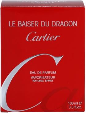 Cartier Le Baiser du Dragon Eau de Parfum für Damen 4
