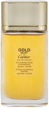 Cartier Must de Cartier Gold parfémovaná voda tester pro ženy 1