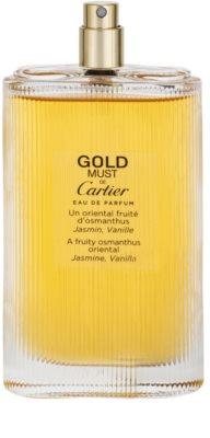 Cartier Must de Cartier Gold parfémovaná voda tester pro ženy