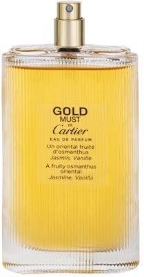 Cartier Must de Cartier Gold woda perfumowana tester dla kobiet