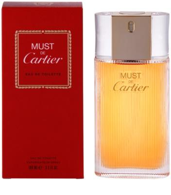 Cartier Must De Cartier woda toaletowa dla kobiet