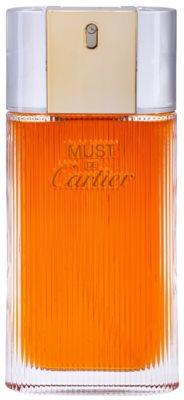 Cartier Must De Cartier toaletní voda tester pro ženy