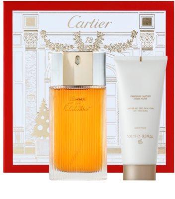 Cartier Must De Cartier ajándékszett