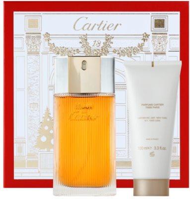 Cartier Must De Cartier lote de regalo