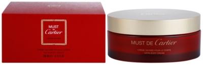 Cartier Must De Cartier crema corporal para mujer