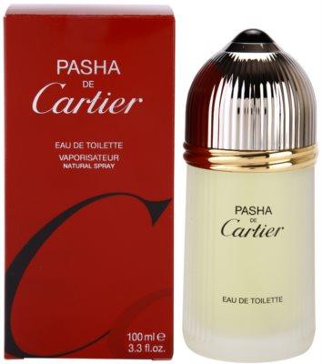 Cartier Pasha Eau de Toilette for Men