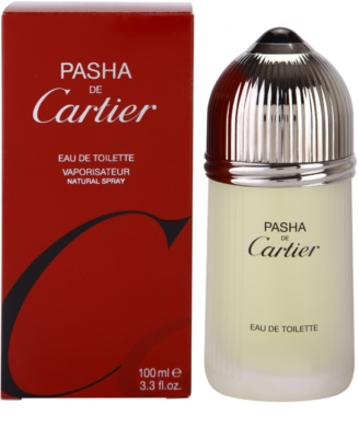 Cartier Pasha eau de toilette férfiaknak 1
