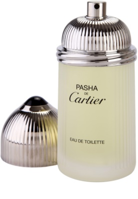 Cartier Pasha eau de toilette férfiaknak 5