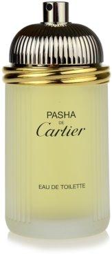 Cartier Pasha eau de toilette teszter férfiaknak