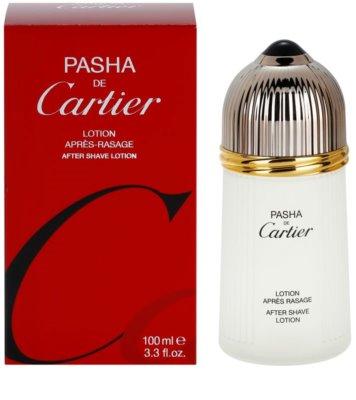 Cartier Pasha losjon za po britju za moške