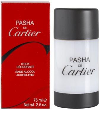 Cartier Pasha stift dezodor férfiaknak