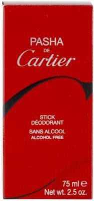 Cartier Pasha stift dezodor férfiaknak 4
