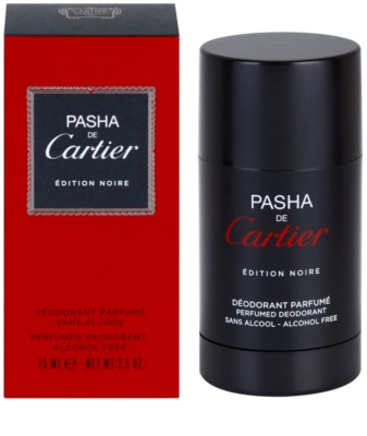 Cartier Pasha de Cartier Edition Noire deodorant Roll-on para homens