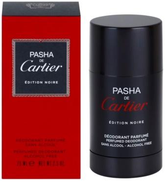 Cartier Pasha de Cartier Edition Noire dezodorant w kulce dla mężczyzn