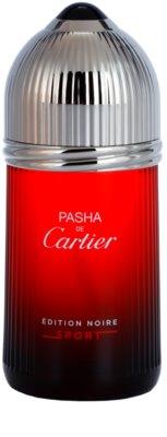 Cartier Pasha de Cartier Edition Noire Sport Eau de Toilette für Herren 2