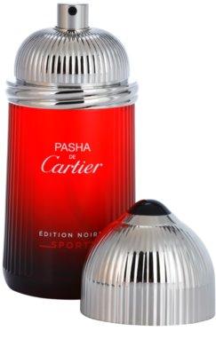 Cartier Pasha de Cartier Edition Noire Sport Eau de Toilette für Herren 3