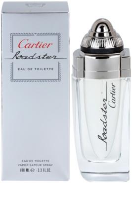 Cartier Roadster eau de toilette para hombre