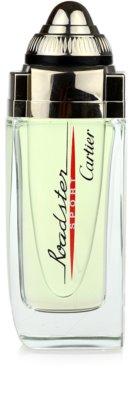 Cartier Roadster Sport тоалетна вода тестер за мъже