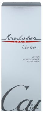 Cartier Roadster Sport after shave para homens 2