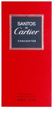 Cartier Santos Concentrate Eau de Toilette für Herren 3