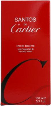 Cartier Santos Eau de Toilette para homens 3