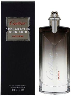 Cartier Declaration D'Un Soir Intense Eau de Toilette pentru barbati