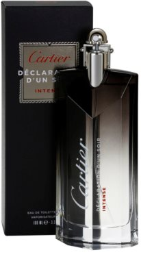 Cartier Declaration D'Un Soir Intense eau de toilette para hombre 1
