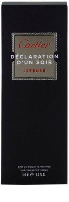 Cartier Declaration D'Un Soir Intense eau de toilette para hombre 3