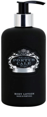 Castelbel Portus Cale Black Range leite corporal para homens