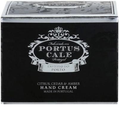 Castelbel Portus Cale Black Range crema hidratanta de maini 3