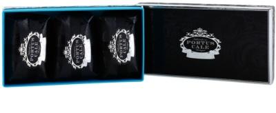 Castelbel Portus Cale Black Range luksusowe mydła portugalskie dla mężczyzn